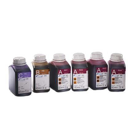 Реактивы для системы PREVI ® Color Gram для автоматической окраски по Граму