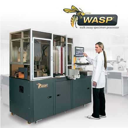 Система автоматического посева на чашки WASP LAB